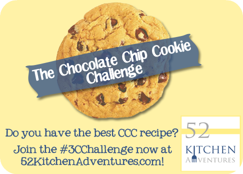 The Chocolate Chip Cookie Challenge logo